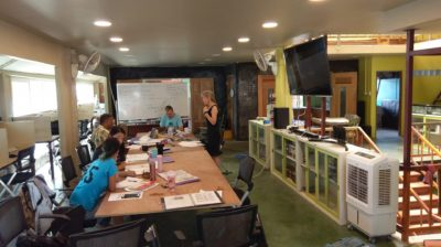 permaculture courses thailand, one of many classes