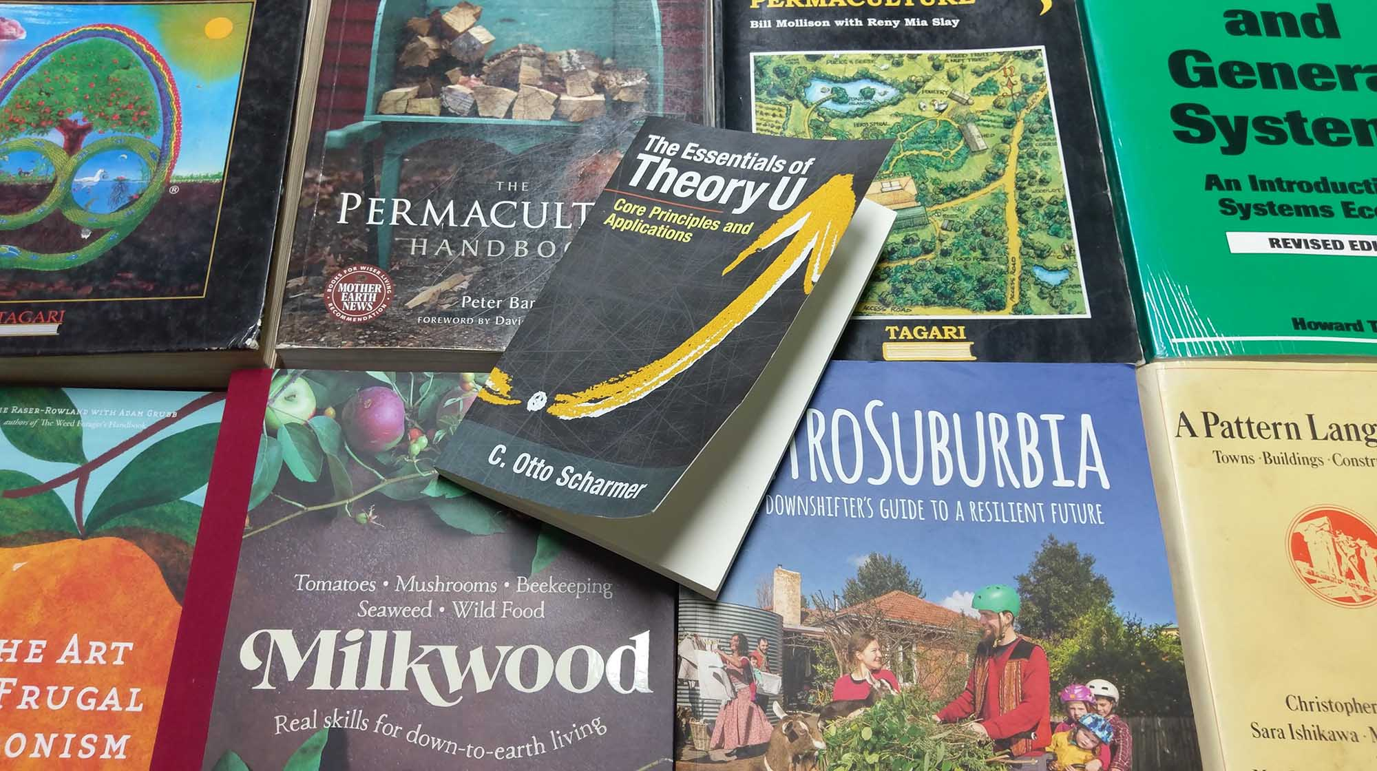 13th to 14th July 2019, PRPT Permaculture RetroSuburbia Pattern Language and Theory U Course